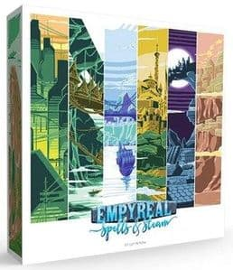 Empyreal: Spells & Steam Deluxe Edition Upgrade