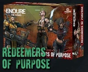 Endure the Stars 1.5 - Redeemers of Purpose