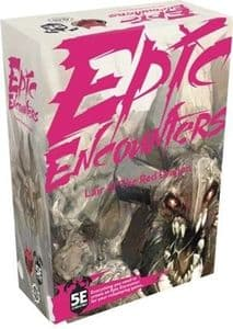 Epic Encounters : Lair of the Red Dragon