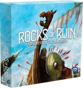 Explorers of the North Sea : Rock of Ruin Expansion