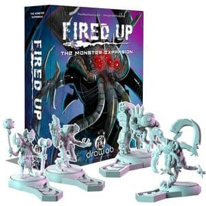Fired Up : Monster Expansion