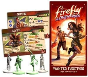 Firefly Adventures : Wanted Fugitives Crew Expansion