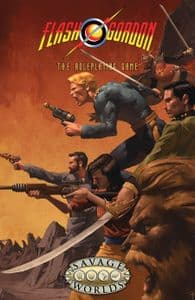 Flash Gordon RPG (Hardcover)