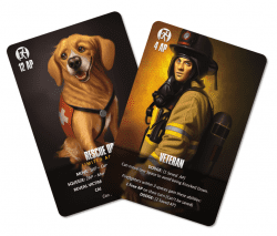 Flash Point : Veteran and Rescue Dog Pack