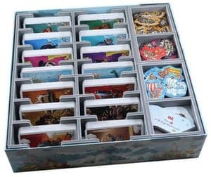 Folded Space : Imperial Settlers - Empires of the North Insert