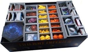 Folded Space : Twilight Imperium: Prophecy of Kings Insert