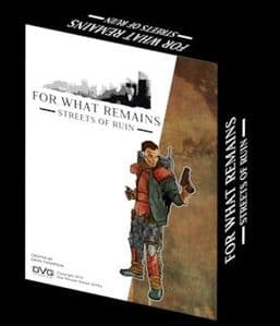For What Remains: Streets of Ruin