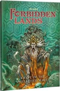 Forbidden Lands RPG : Crypt of the Mellified Mage