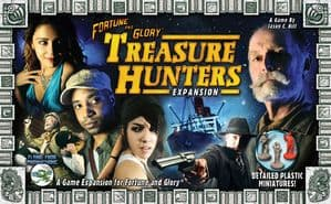 Fortune and Glory: The Cliffhanger Game - Treasure Hunters