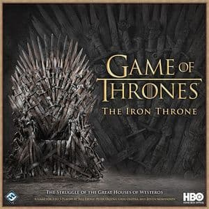 Game of Thrones : The Iron Throne