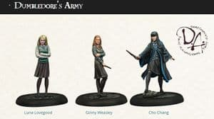 Harry Potter Miniatures Adventure Game: Dumbledore's Army Expansion