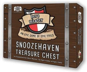 Hero Master: Snoozehaven Treasure Chest Expansion