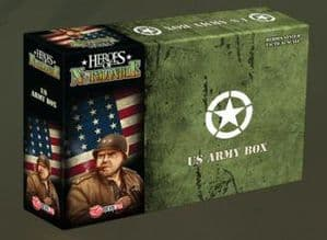 Heroes of Normandie : Army Box - US