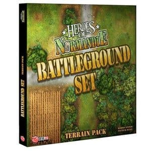 Heroes of Normandie : Battleground Terrian Set