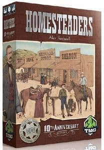 Homesteaders: 10th Anniversary Edition + Expansion Bundle (Special Offer)