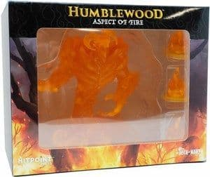 Humblewood RPG: Miniatures - Aspect of Fire