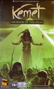 Kemet: Blood and Sand - The Book of the Dead Expansion