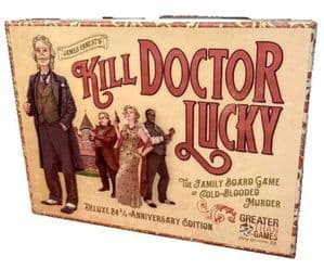 Kill Doctor Lucky Deluxe 24 3/4 Anniversary Edition