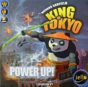 King of Tokyo : Power Up! (revised)