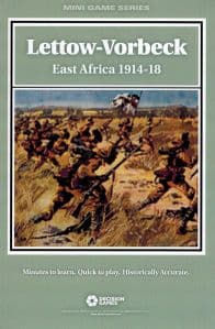 Lettow-Vorbeck East Africa 1914-18