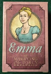 Marrying Mr Darcy: The Pride and Prejudice Card Game - Emma Expansion