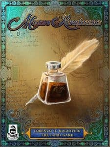 Masters of Renaissance : Lorenzo il Magnifico The Card Game