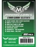 MDG7041 Mayday 63.5mm x 88mm - Standard US Card Sleeves