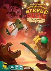 Meeple Circus: The Wild Animal & Aerial Show Expansion