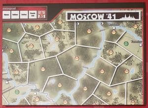 Moscow 41 Mounted Board