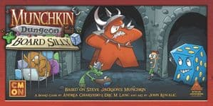 Munchkin Dungeon : Board Silly Expansion