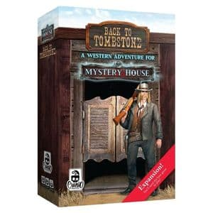 Mystery House : Back to Tombstone Expansion