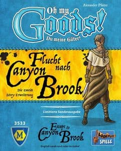Oh My Goods! Escape to Canyon Brook Expansion