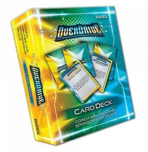 OverDrive: Card Pack - Coach Abilities and Sponsorship Cards