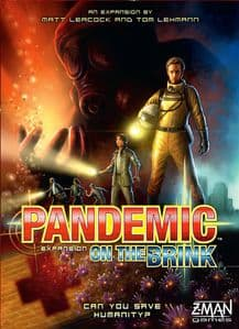 Pandemic : On the Brink
