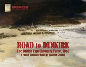 Panzer Grenadier: Road to Dunkirk - The British Expeditionary Force