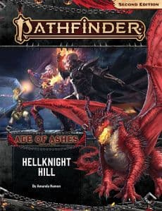 Pathfinder RPG 2nd Edition: Adventure Path #145: Hellknight Hill (Age of Ashes 1 of 6)