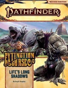 Pathfinder RPG 2nd Edition: Adventure Path #153: Life's Long Shadows (Extinction Curse 3 of 6)