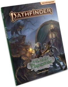 Pathfinder RPG 2nd Edition: The Fall of Plaguestone
