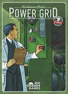Power Grid Recharged (2nd Edition Core Set)