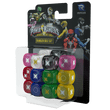 Power Rangers: Heroes of the Grid - Ranger Dice Set