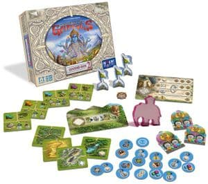 Rajas of the Ganges Goodie Box 2 Expansion