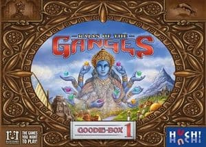 Rajas of the Ganges Goodie Box Expansion