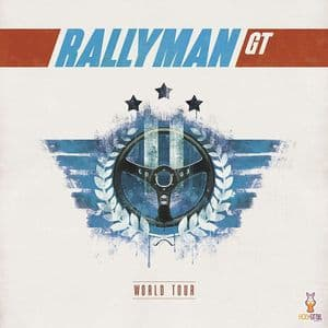 Rallyman GT - World Tour Expansion