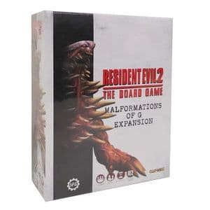 Resident Evil 2: The Board Game - Malformations of G Expansion 1