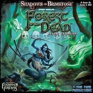 Shadows of Brimstone: Forbidden Fortress - Other Worlds Forest of the Dead Deluxe