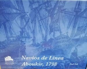 Ships of the Line :  Aboukir 1798