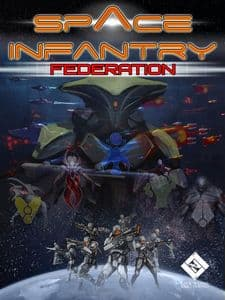Space Infantry: Federation
