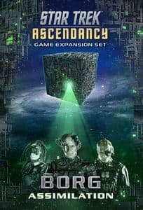 Star Trek : Ascendancy - Borg Assimilation Expansion