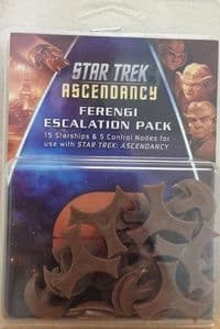 Star Trek : Ascendancy - Ferengi Escalation Ship Pack