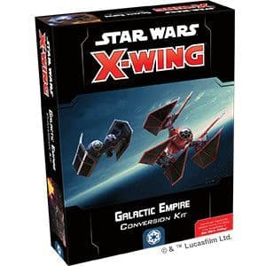 Star Wars X-Wing Second Edition : Galactic Empire Conversion Kit